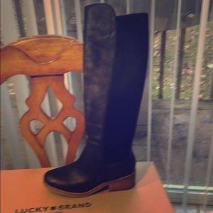 Lucky Brand Knee High Boots